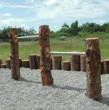 Duikel stang roest vrij staal vast 125 cm