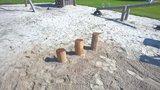 robinia hout palen kopen openbaar gebruik speeltoestel NEN-EN 1176
