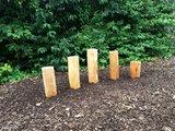stapstammen stam stapstam houten