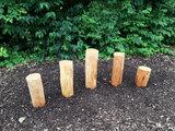 robinia hout palen stappaaltje stappaaltjes