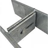 grond anker beton verzinkt verstelbare
