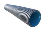 kruipbuis kruip buis zwart / blauw 92cm 92 cm