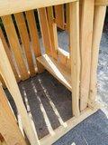speelhuisjes hout wapiti openbaar