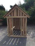 speelhuis houten acacia