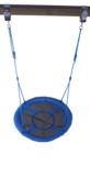 Nest schommel Comfort Blauw