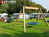Hyland nestschommel Ø100cm hoofdfoto