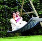 Multi Kids Schommel Extra Large Antraciet L166 x B66 cm online kopen bij de bruine schommels