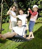 Multi Kids Schommel Extra Large Antraciet L166 x B66 cm online kopen bij de bruine schommels.nl