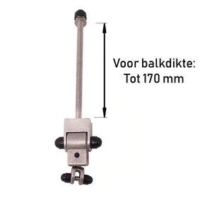 schommel haak ophang ophanghaak balkdikte Tot 170 mm