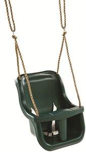 Babyzitje Luxe Premium Groen PP touwen